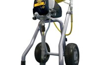 Wagner 9195 Airless Twin Stroke Piston Pump Paint Sprayer