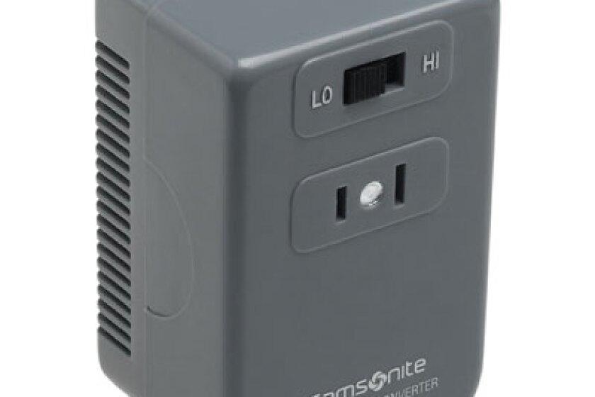 Samsonite Dual Wattage Converter