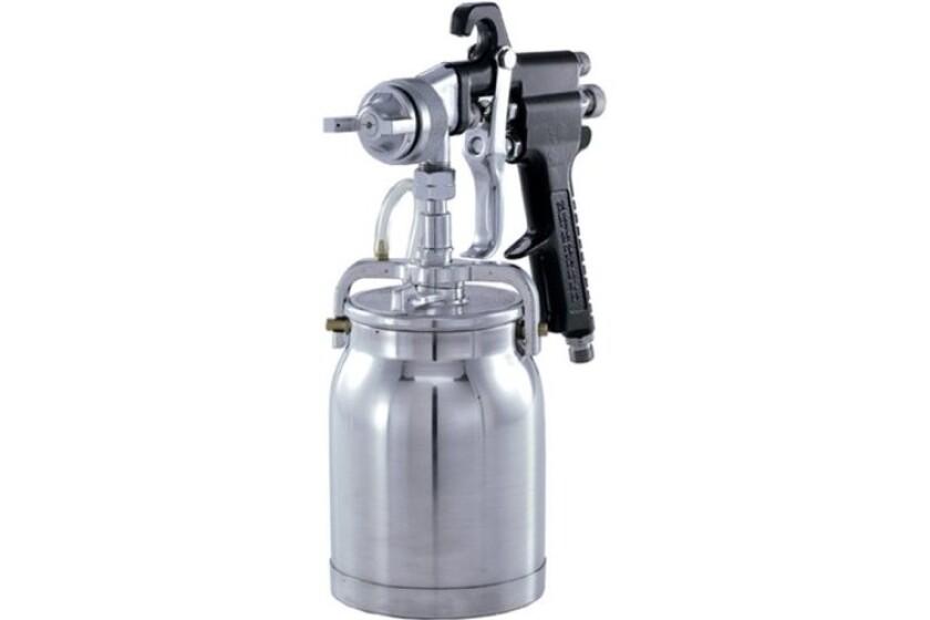 best Campbell Hausfeld DH6500001AV Siphon-Feed Spray Gun