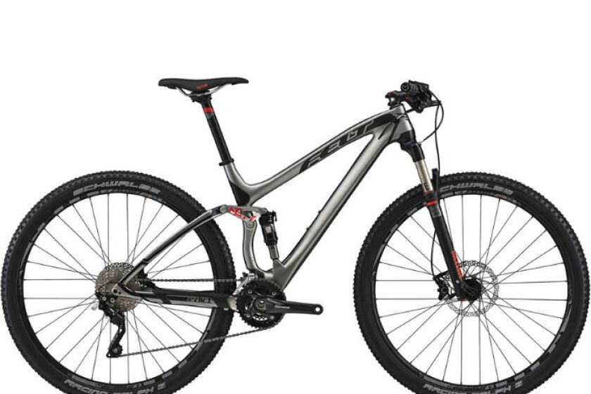Felt Edict 3 Mountain Bike