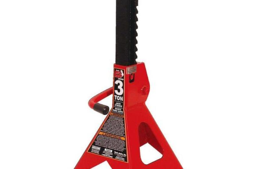 Torin T43006  3 Ton Jack Stands