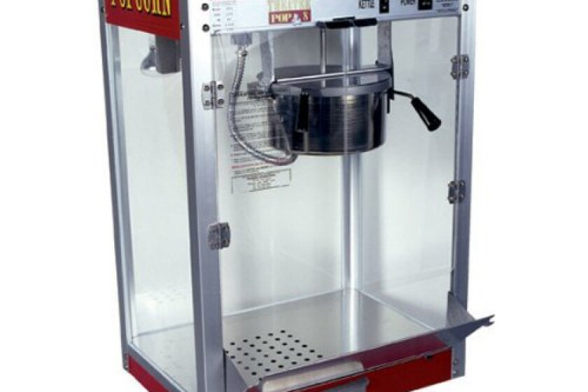 Paragon 8-Ounce Popcorn Machine