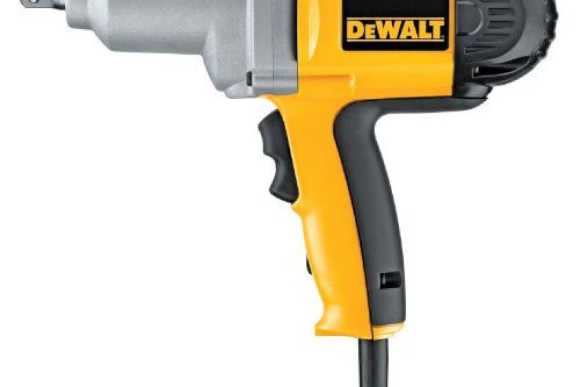 "DEWALT DW292 7.5-Amp 1/2"" Impact Wrench"