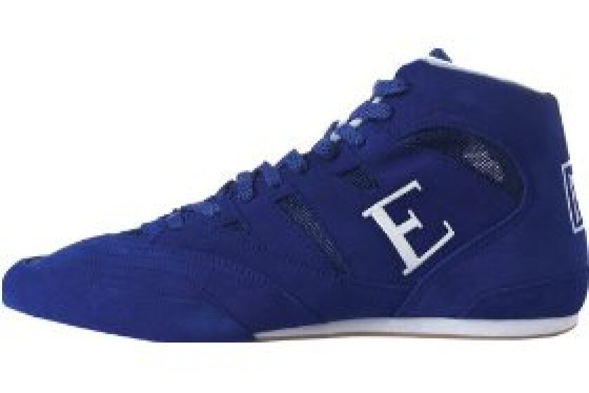 Everlast Suede Lo-top Boxing Shoes