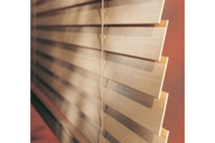 "Levolor Classic Collection 2"" Wood Blinds"