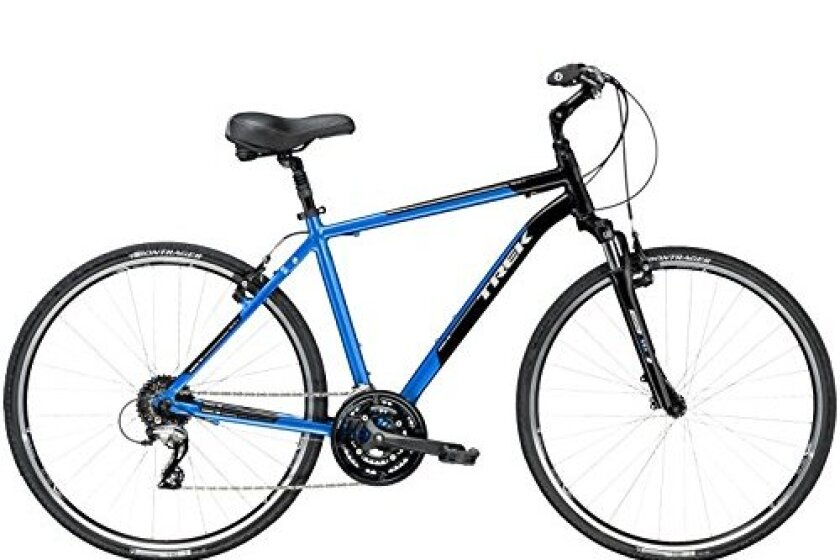 Verve 3 Hybrid Bike