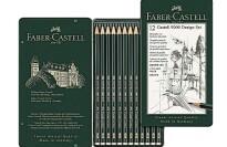 best Faber & Castell 9000 Graphite Sketch Pencil Set