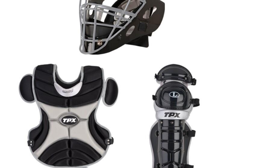 Louisville Slugger OSETI Catcher's Gear Set