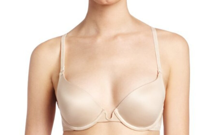 Lily of France Women's Updated Extreme Options Convertible Push Up Bra