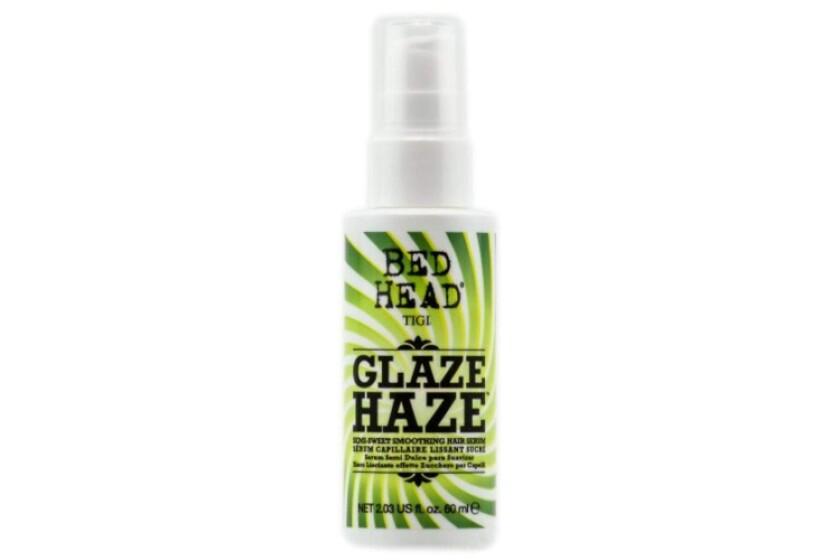 best TIGI Bed Head Glaze Haze Unisex Hair Smoothing Serum