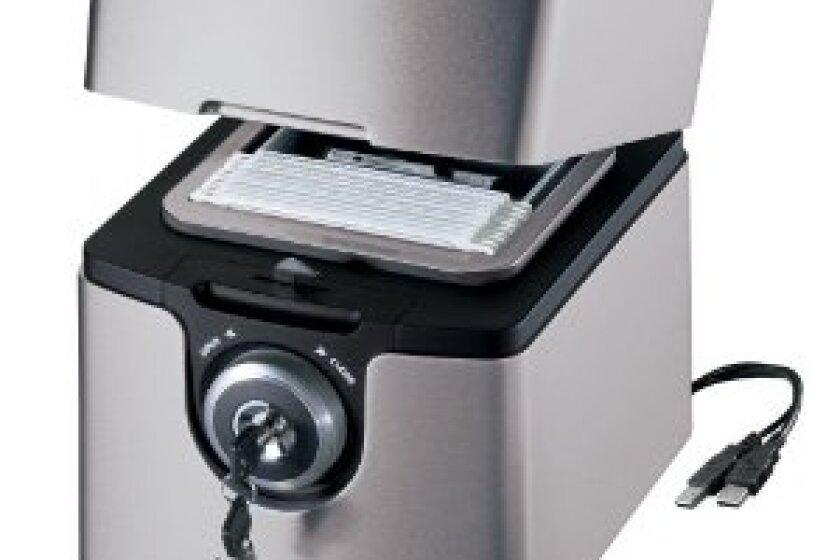 SentrySafe Fire-Safe Waterproof Data Storage Chest QA0121