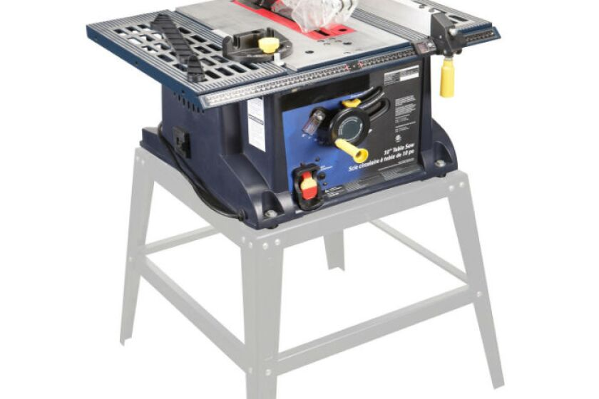 """Chicago Electric 10"""" Industrial Table Saw"""