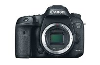 EOS 7D Mark II Black SLR Digital Camera (Body Only)