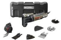 Rockwell RK5151K Sonicrafter Hyperlock Universal Oscillating Tool Kit