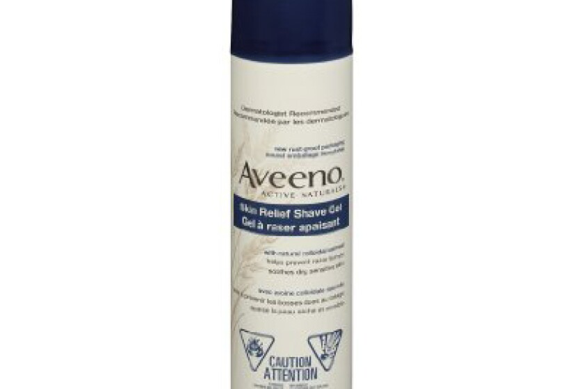 Aveeno Therapeutic Shaving Gel