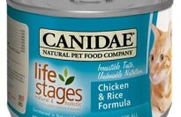 Canidae Life Stages Chicken and Rice Formula Canned Cat Food