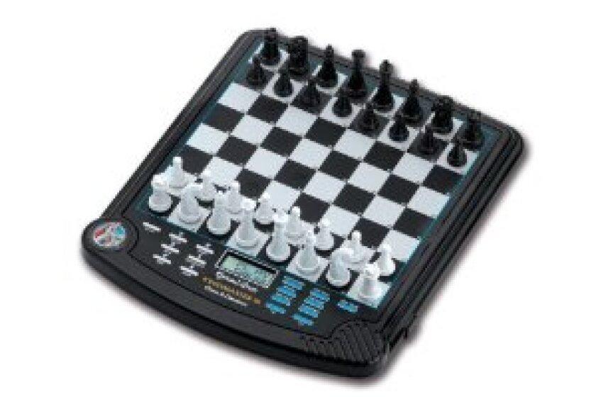 Excalibur King Master III Chess