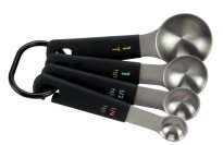 OXO Good Grips Measuring Spoons, Stainless Steel