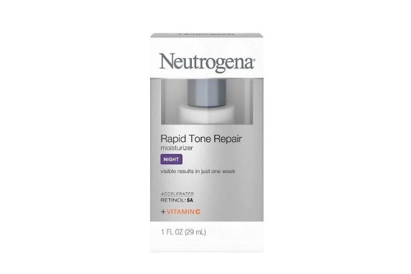 best Neutrogena Rapid Tone Repair Night Moisturizer