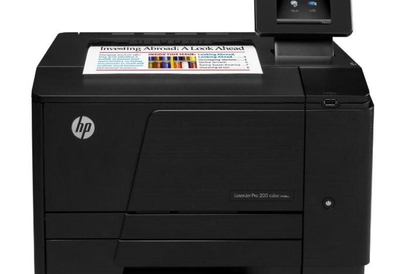 Hewlett Packard LaserJet PRO 200 Wireless Printer