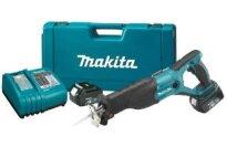 Makita BJR181 18-Volt LXT Lithium-Ion Cordless Reciprocating Saw Kit