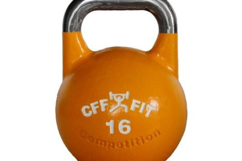 CFF Steel Competition Kettlebells