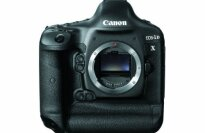 Canon EOS-1D X Black SLR Digital Camera Body Only (18.1 MP)