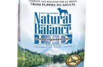 Natural Balance L.I.D. Limited Ingredient Diets Sweet Potato & Bison Dry Dog Formula
