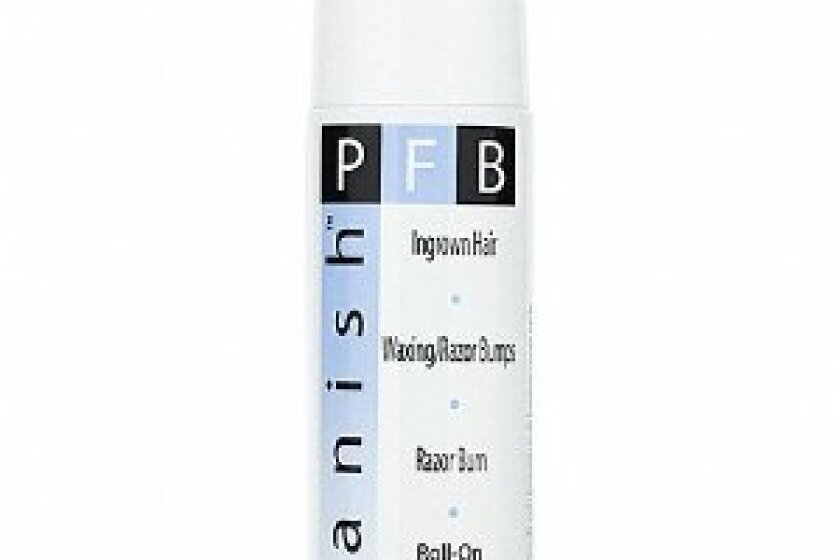 PFB Vanish Ingrown Hair Razor Bump Treatment
