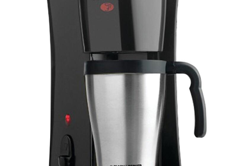 Black & Decker Brew 'N Go DCM18S Coffee Maker