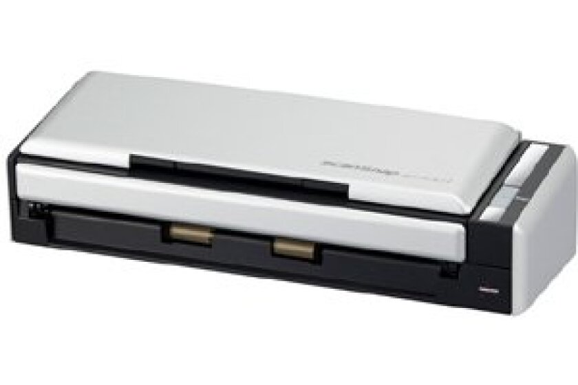 Fujitsu ScanSnap S1300i Sheet-Fed Mobile Document Scanner