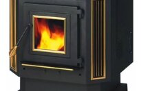 Englander 2,200 Sq. Ft. Deluxe Pellet Burning Stove