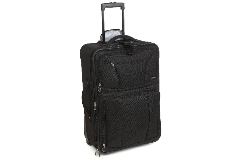 """best Skyway Sigma 2 21"""" Vertical Carry-On Case"""