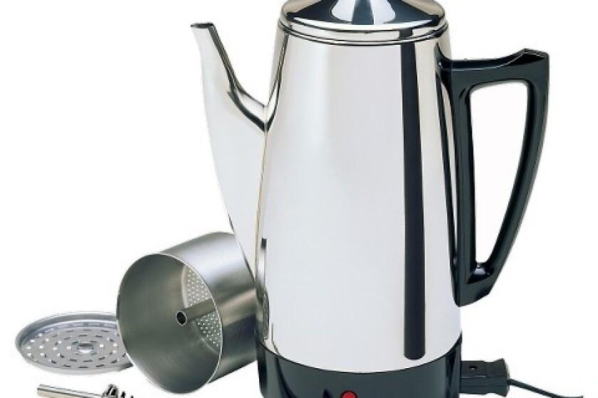 Presto 02811 12-Cup Stainless Steel Coffeemaker