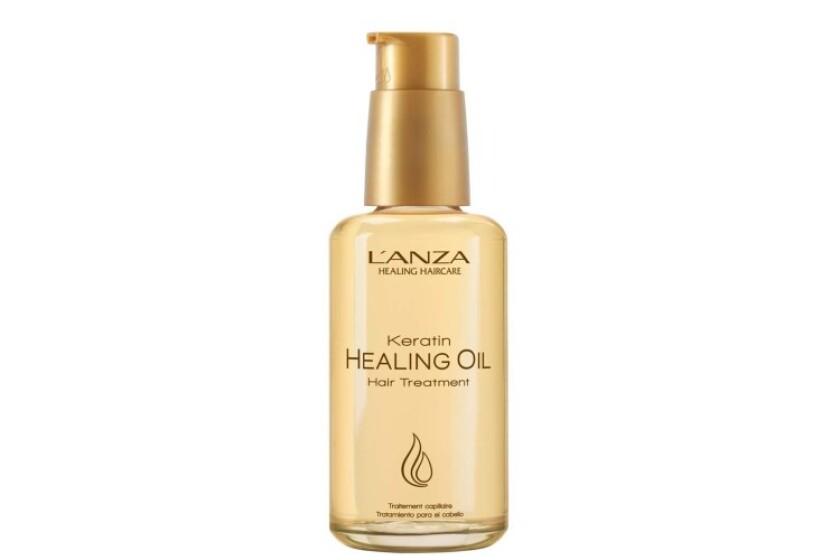 best Lanza Healing Oil Hair Keratin Treatment
