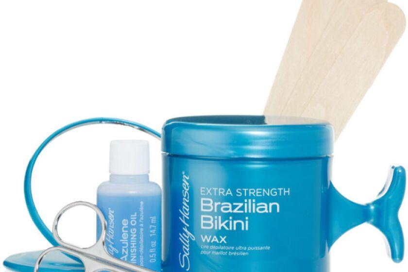 Sally Hansen Extra Strength Brazilian Bikini Waxing and Shaping Kit