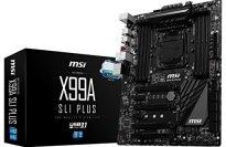 MSI X99A SLI Plus Motherboard