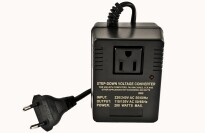 best 220V Converter Deluxe Voltage Travel Adapter