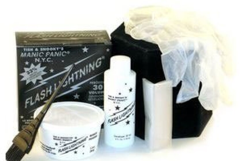 Manic Panic Flash Lightening Hair Bleach Kit 40 Volume