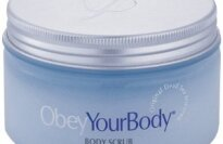 Obey Your Body Dead Sea Mineral Salt Scrub