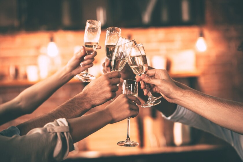 How To Properly Enjoy Drinking Champagne