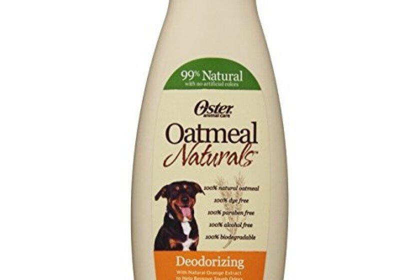 Oster Oatmeal Naturals Deodorizing Shampoo
