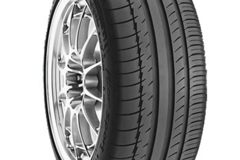 Michelin Pilot Sport PS2  Tire
