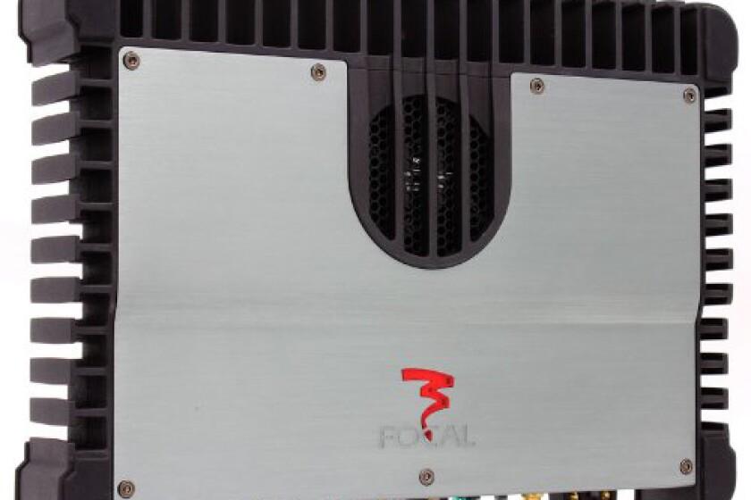 Focal FPS 2160 2-Channel Class AB Symmetric Amplifier