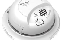 First Alert SC9120B Hardwire Combination Smoke & Carbon Monoxide Alarm with Battery Backup