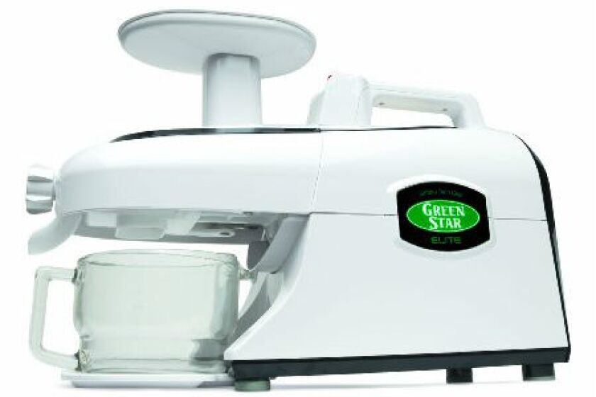 Star Green Star Elite Twin Gear Masticating Juicer - GSE-5000