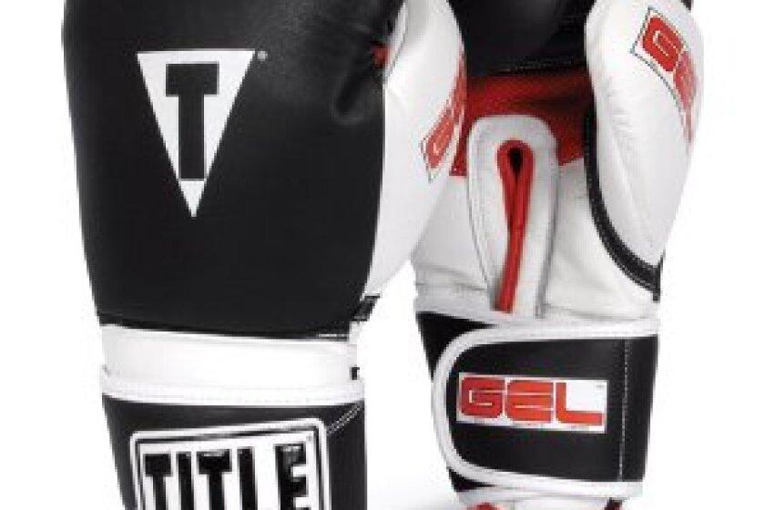 TITLE Gel Intense Bag/Sparring Gloves