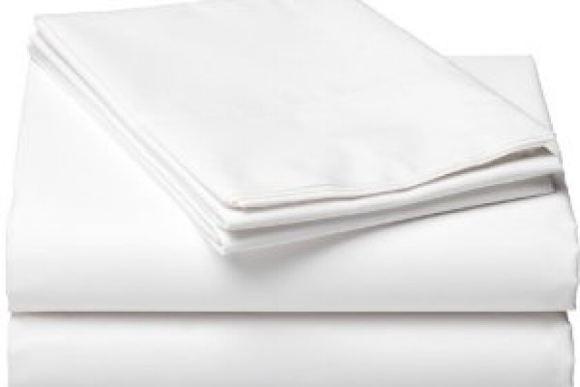 Wamsutta 360 Perfect Pinpoint Fitted Sheet