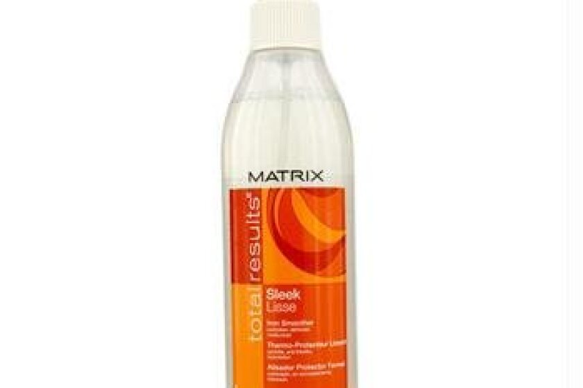Matrix Total Results Sleek Lisse Iron Smoother Spray