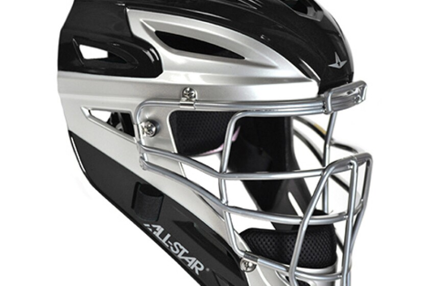 All-Star System Seven SL Catcher's Helmet